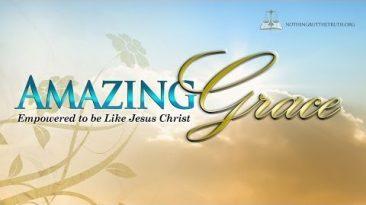 Be Like Jesus through His Amazing Grace