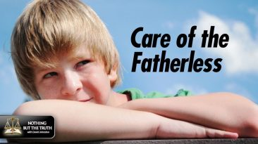 Fathering Series 4 of 5: Care of the Fatherless