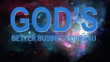 God's Better Business Bureau