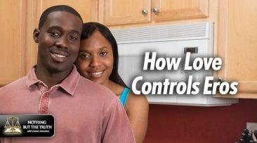 How Love Controls Eros