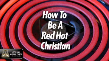 How To Be A Red Hot Christian