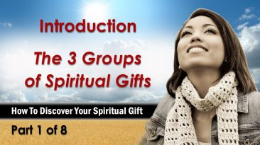 How To Discover You Spiritual Gift