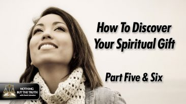 How to Discover Your Spiritual Gift Part 3