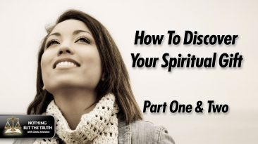 How to Discover You Spiritual Gift - Woman Chin up Looking at the sky
