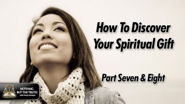 How to Discover Your Spiritual Gift Part 4