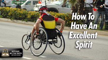 How To Have An Excellent Spirit