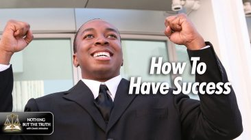 African American success pose - How to have Success