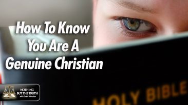 How To Know You Are A Genuine Christian