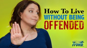 How To Live Without Being Offended
