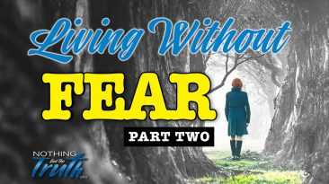 How To Live Without Fear