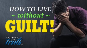 How To Live Without Guilt