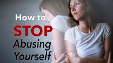 How To Stop Self Abuse