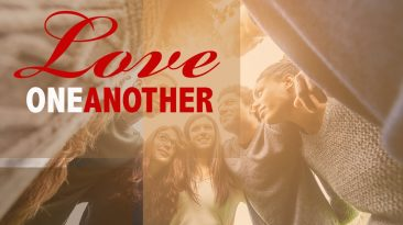 Love One Another as Christ Loves