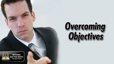 Overcoming Objections
