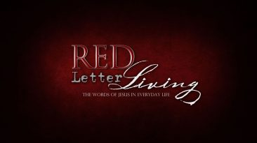 Red Letter Living Series Introduction