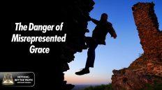 The Danger of Misrepresented Grace - Man In suit, Cliffhanger