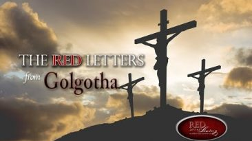 The Red Letters from Golgotha