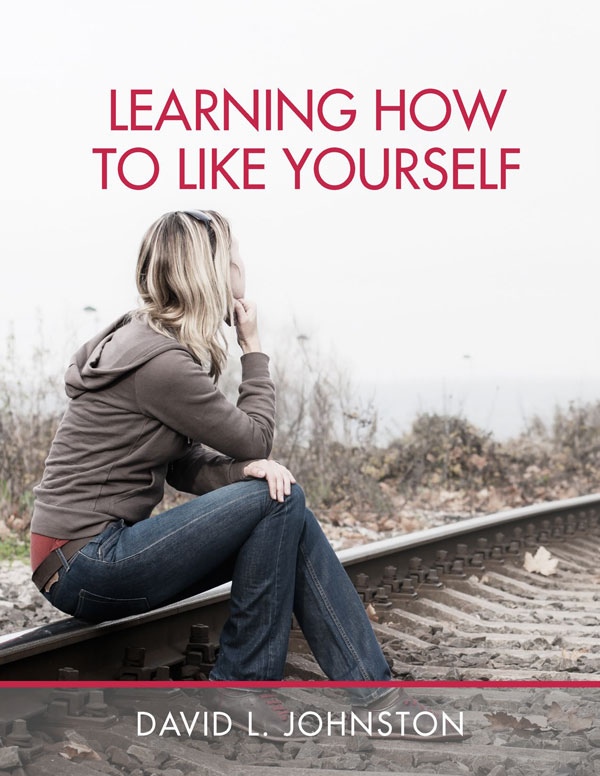 Learning How to like yourself cover