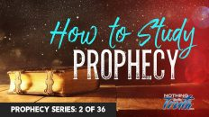 How to Study Prophecy - Bible